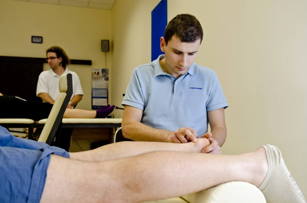 Dom Lekarski Medical Center - rehabilitation