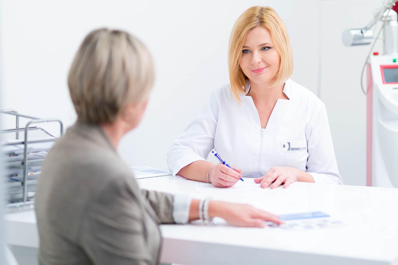 DERMOKLINIKA - dermatologia kliniczna i estetyczna - consultation