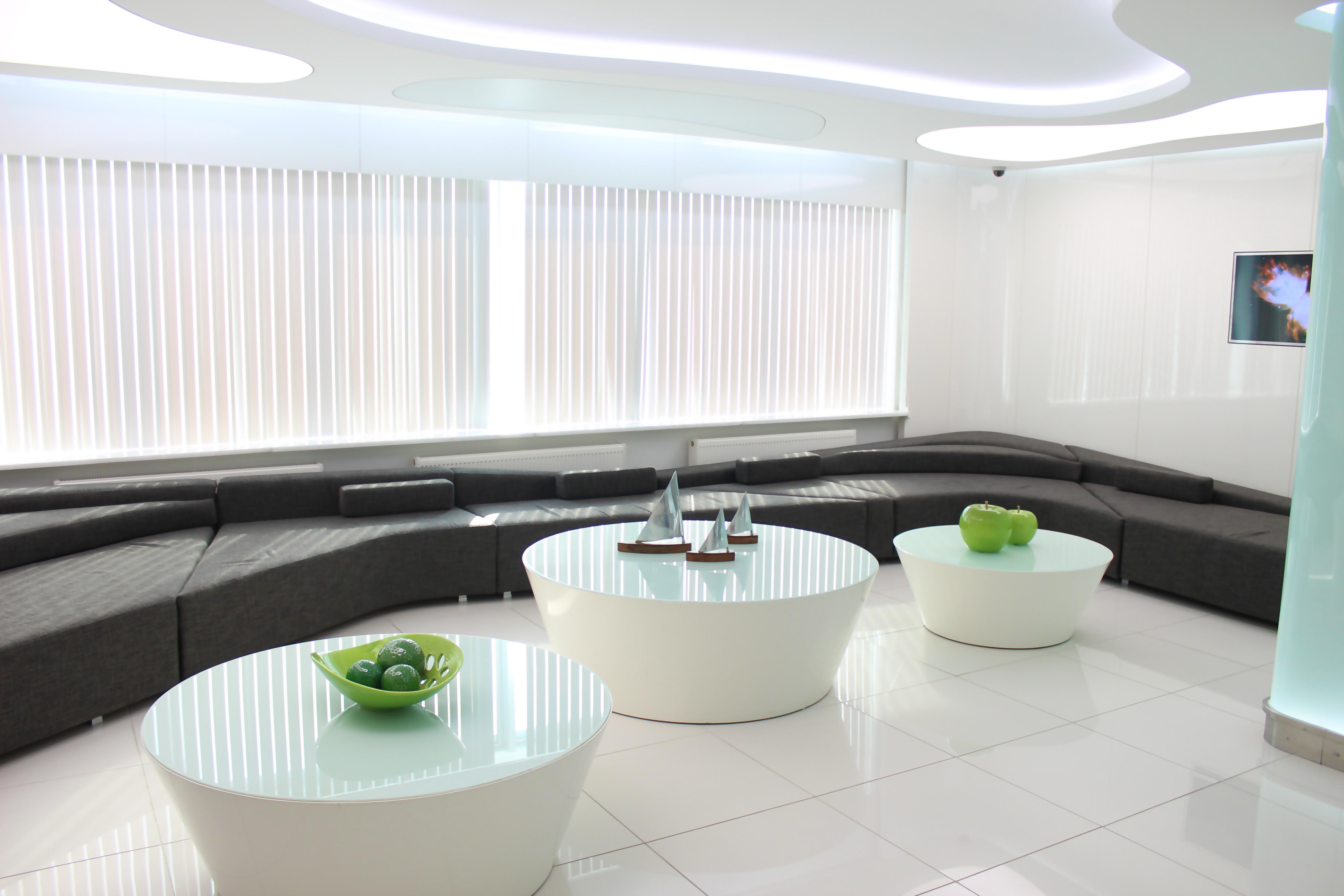 Confi-Dent Istanbul - Waiting room
