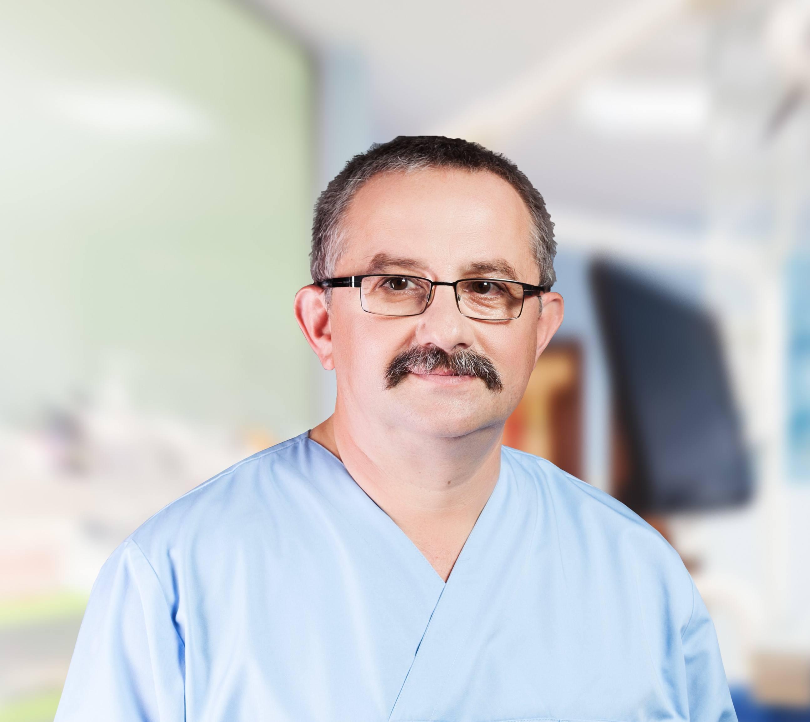 Tomasz Muszynski Anesthesiologist