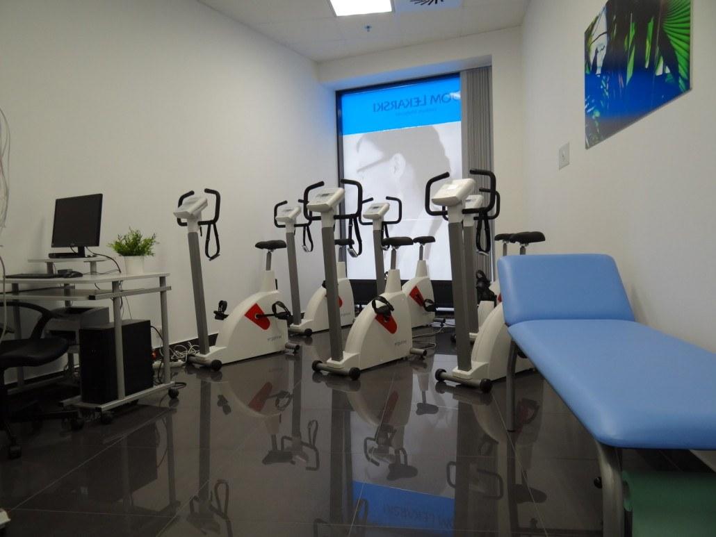 Dom Lekarski Medical Center - dom lekarski-rehabilitation room