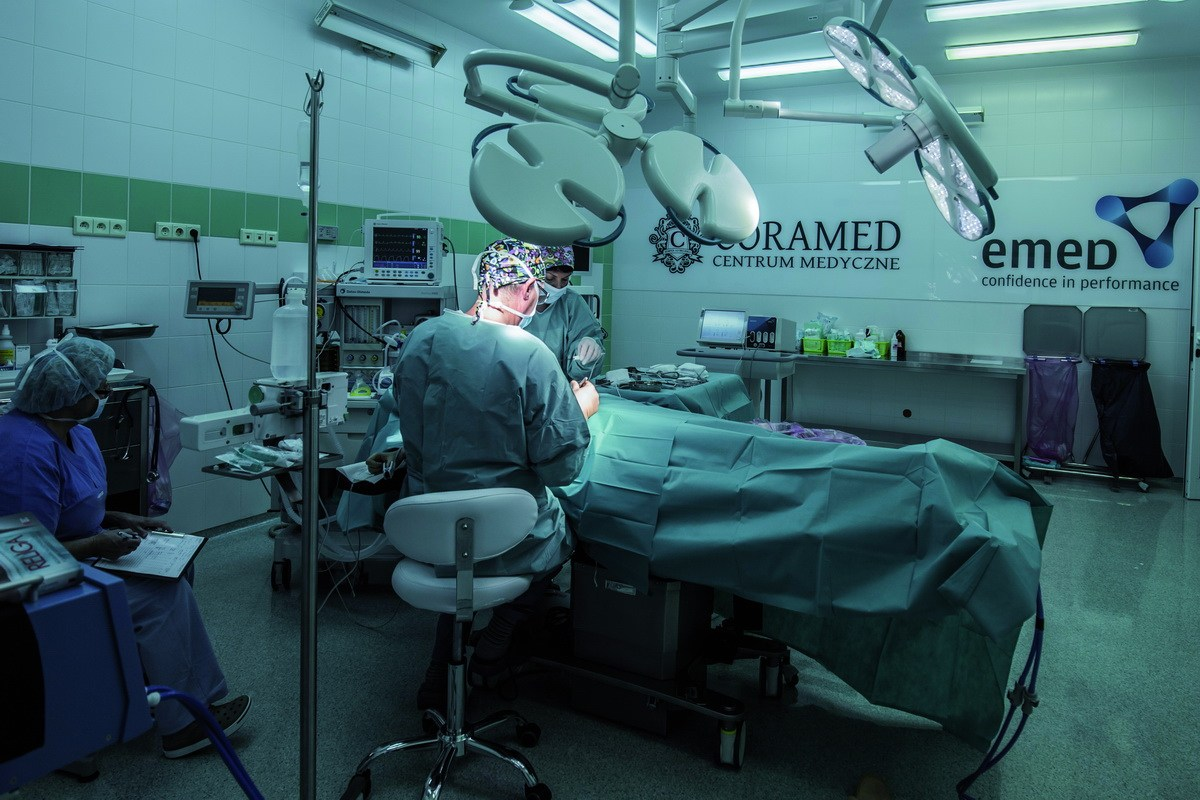 Coramed - Surgery at Coramed