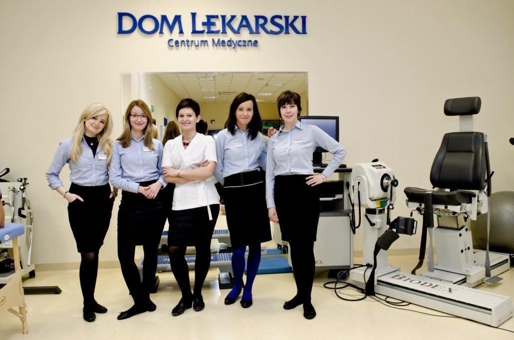 Dom Lekarski Medical Center - Dom lekarski team