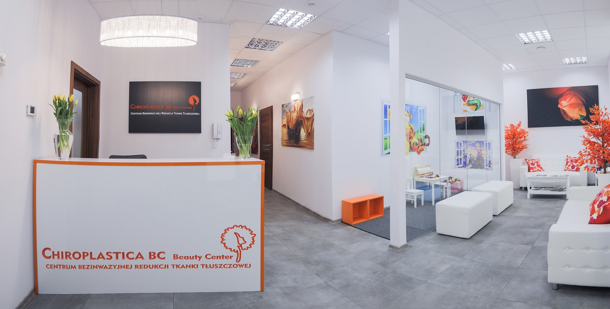 The Lower Silesian Center of Hand Surgery and Aesthetic Medicine Chiroplastica - Chiroplastica reception