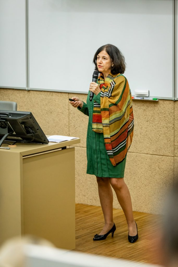 Elizabeth Ziemba on International Health Tourism Forum