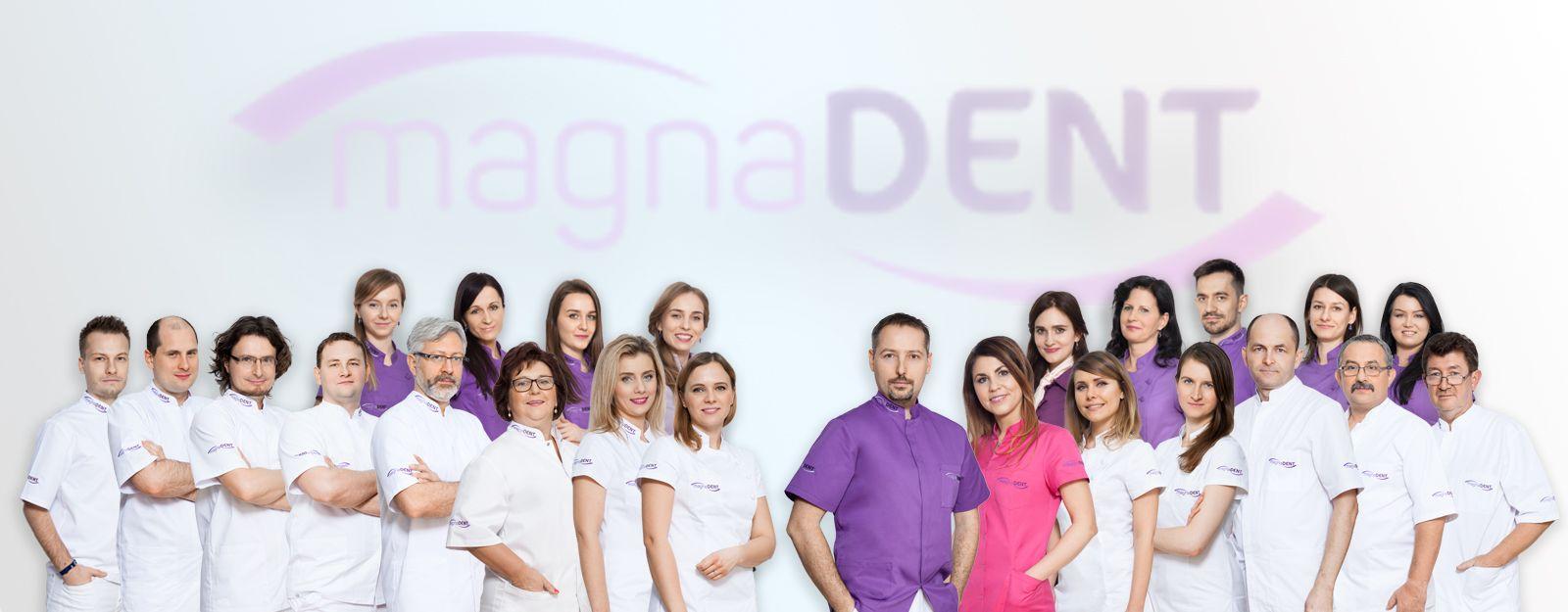 Magnadent - Magnadent Staff