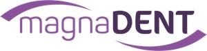 Magnadent logo