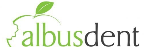 Albusdent Dental Clinic Logo