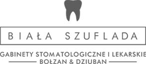 Biala Szuflada Dental cLinic Logo