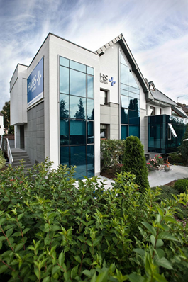 Hahs Dental clinic in Szczecin
