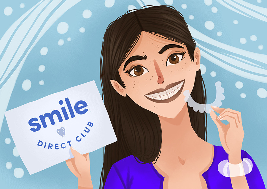 smiel direct club